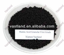 Effective microorganism humic acid fertilizer used for composter garden