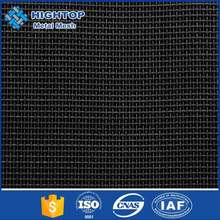 2016 Manufacturers selling stock firm carbon fiber black mesh