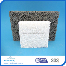 Foundry Activated Carbon Foam Filter Plate For Industrial Chemical