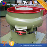 New Vibratory Polishing Machine