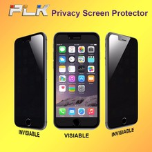 New Trends Anti Peek Privacy Screen Protector For Iphone 6 / Iphone 6S, Top Sellers Privacy Glass For Ip 6#