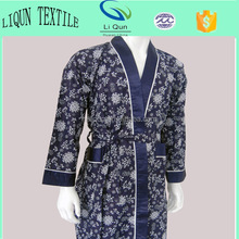 Cotton Suana Robe Beauty Salone Bathrobe