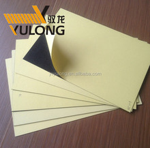 Photo album self adhesive pvc sheet for inner page
