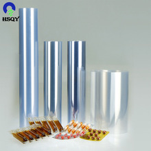 Clear Transparent Pharmaceutical PVC sheet/film for Pills Package