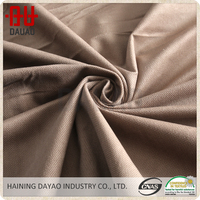 Wholesale custom various colors cotton textured knit fabric for sofa, curtain, bedding