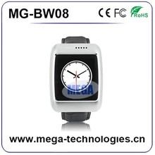 Newest 1.54 inch screen Bluetooth watch phone with SIM card slot Smart Wrist Phone