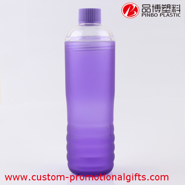 sport water bottle pure color, sport water bottle, 750ml plastic sport water bottle