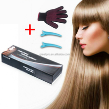 Fashion New Style High Quality Hair Straightening Brush As Seen As On TV 2017 Electric Hair Brush Straightener-