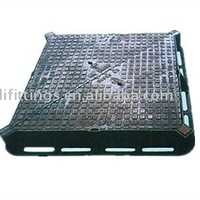 D400 DUCTILE IRON HEAVY DUTY MANHOLE