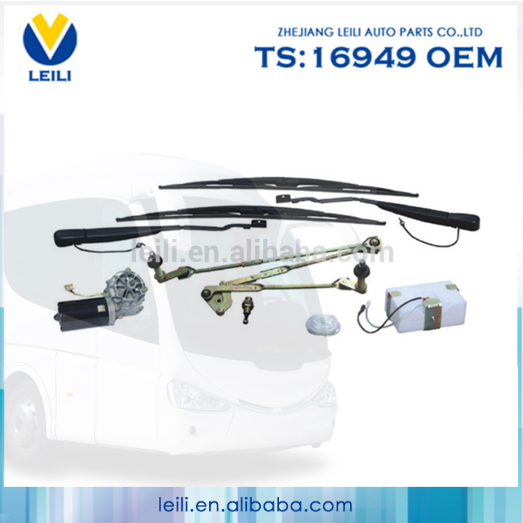 Multi-Functional Screw Type window wiper bus