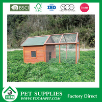 wooden chicken coop professional designs