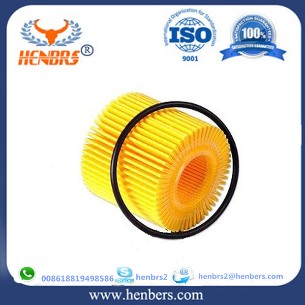 Auto engine oil filter 04152-37010 for toyota innova corolla Lubrication System