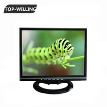 14 inch small lcd monitor TV/ HD MI/VGA computer monitor