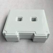 Thermoforming square plastic hole cover