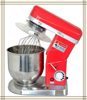 stand cream mixer machine with egg whisk,dough hook,SL beater