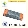 36W Constant Current LED Driver 300mA High PFC Non-stroboscopic With PC Cover For Indoor Lighting