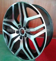 wholesale professional factory wheels 20 22 inch wheel rim for RANGE ROVERs automobile parts