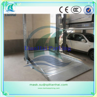 CE vertical lifting parking smart car parking system