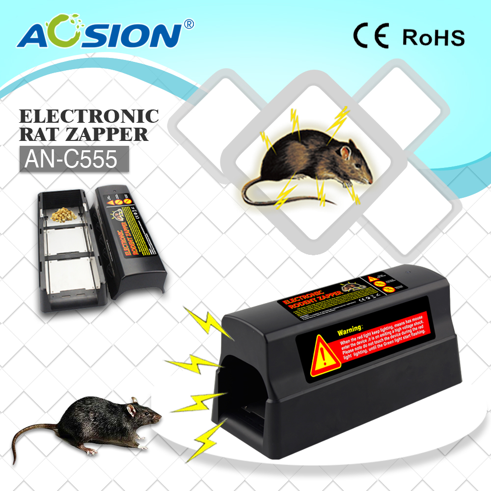Traps Pest Control Type and Mice Pest Type Electronic Rat trap Killer