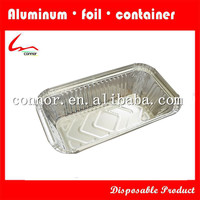 disposable food aluminium foil hot box for catering and