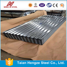 corrugated tin roofing