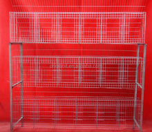 High Quality Welded Wire Mesh Folding Rabbit Cage