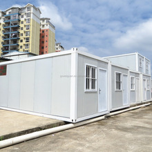 Cabins and Kiosks temporary prefab house container modular homes
