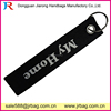 Promotional cool design felt keyrings,felt keychains with custom logo