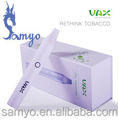Vax vaporizer/v6 vaporizer e cig wholesale china