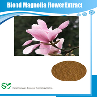 100% Natural Biond Magnolia Flower Extract