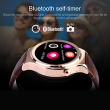 1.22 IPS touch screen mobile phone watch T3 android smart watch bluetooth watch phone for iphone