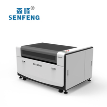 Bamboo laser cutting machine senfeng1390 1300*900mm from laser cutting machine manufacturer