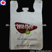 easy open shopping bag with custom printing