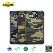 New coming camouflage pattern case Hard cover for Microsoft Lumia 950