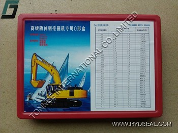 Advanced KOBELCO O-ring box, KOBELCO O-ring box, High quality O-rign box for All KOBELCO