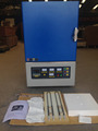 1700.C laboratory electric muffle furnace