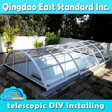 aluminum frame DIY assemble outdoor safety pool