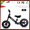 cheap kids balance bike with air tyre kids balance bicycle 12""