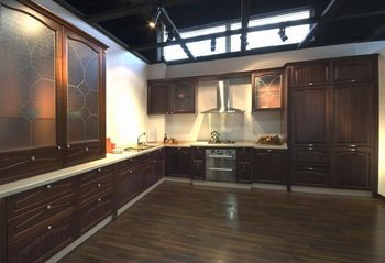 Kitchen Cabinet - Natural Cherry