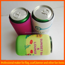 advertising sports single can cooler frozen
