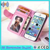 New Leather Flip Phone Case For Huawei G730