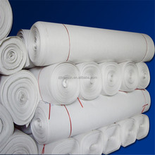 viscose polyester needle punched non woven cleaning cloth polyest felt non woven fabric white non woven