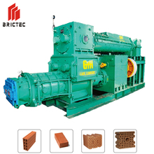 New technology rotary clay brick making machine