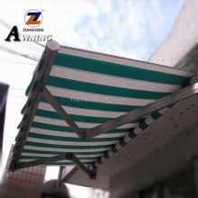 2018 hot sale remote control retractable awning roof systems