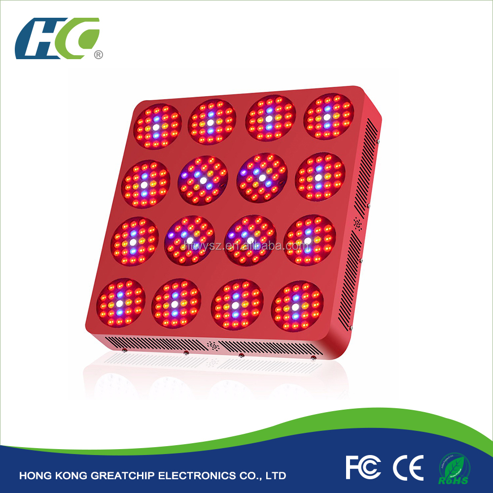 Red apollo plant grow full spectrum cob led grow light