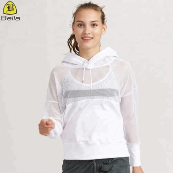 New products special hoodies women blank fitness custom hoodie