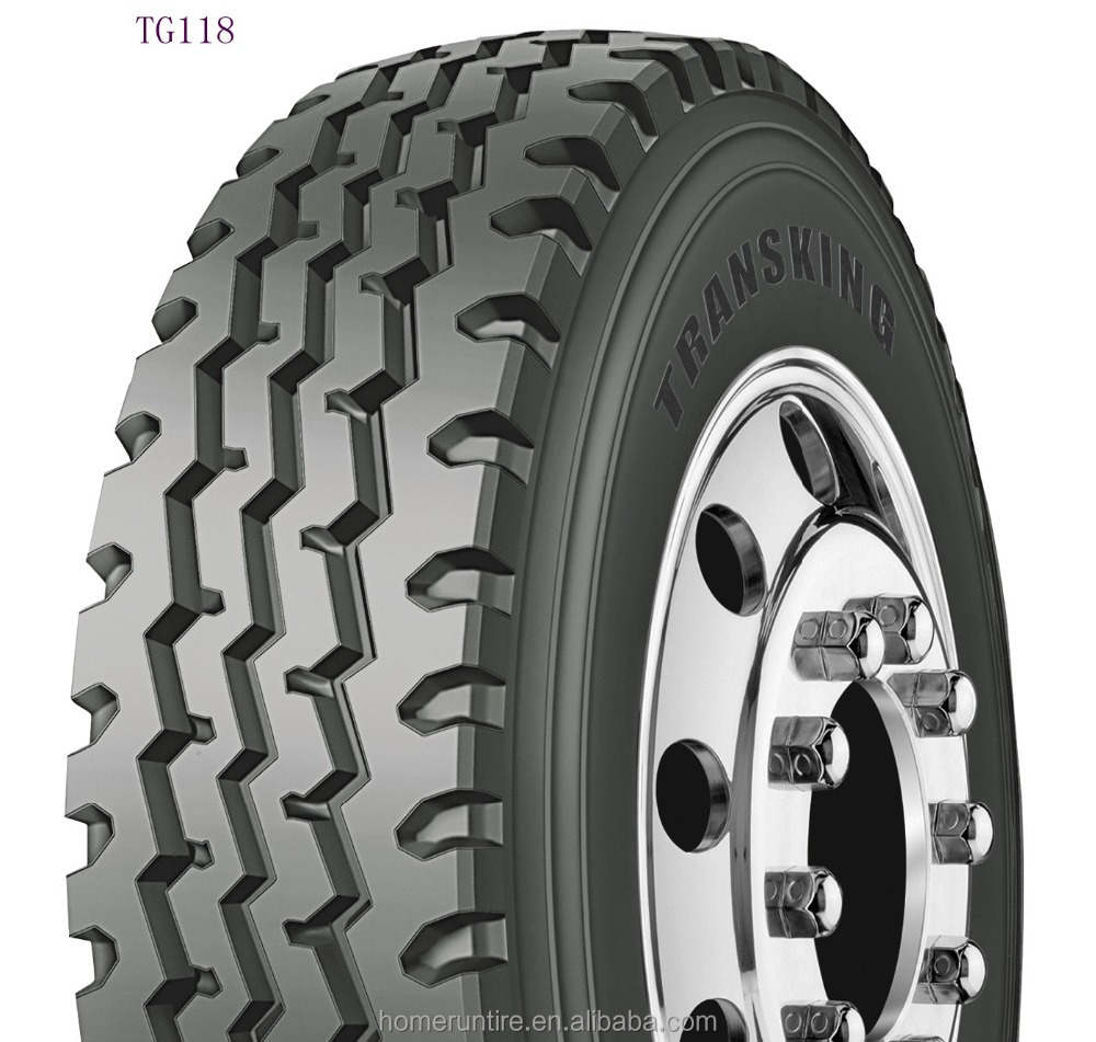New truck tire from China manufacturer