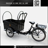 front load tricycles covered BRI-C01 three wheel chinese bucycle