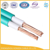 pvc/xlpe/pe insulation 300/500v rv electrical wire rvv wire and cable