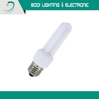 2 years warranty cfl bulb 2u energy saving lighting lamp